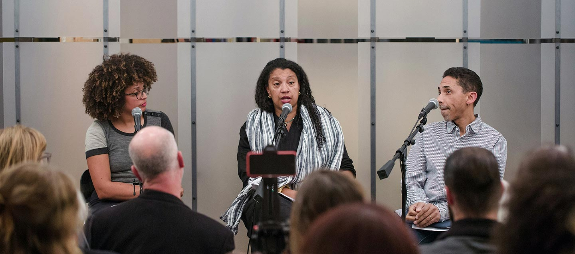Counter-Inaugural with Robin D.G. Kelley and Robin Coste Lewis